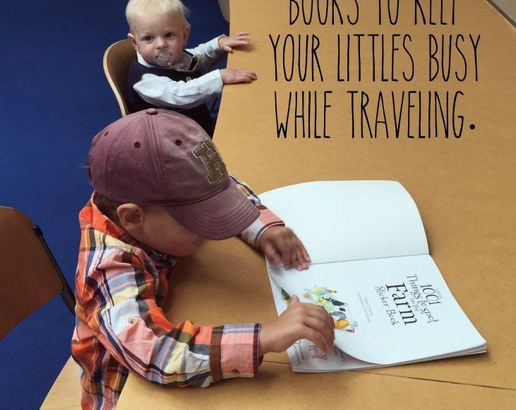 Kids Travel Books