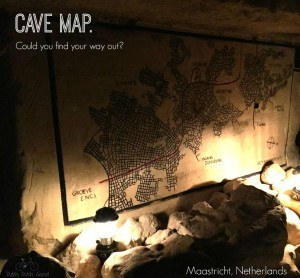Caves of St. Peter Map