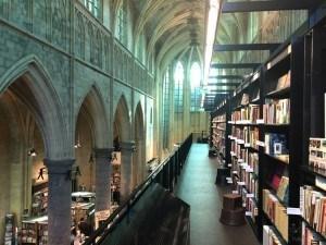 Church Bookstore in Maastricht