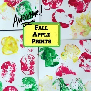 Fall Apple Prints