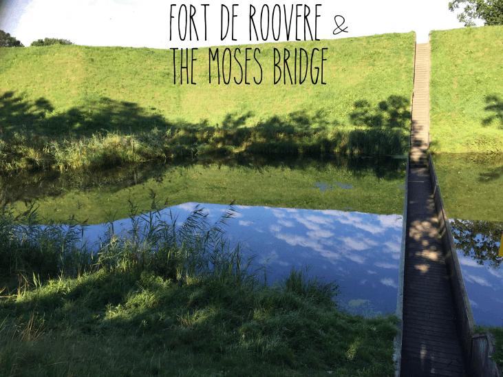 Fort De Roovere & Moses Bridge