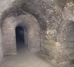 Inside Fort Sint Pieter
