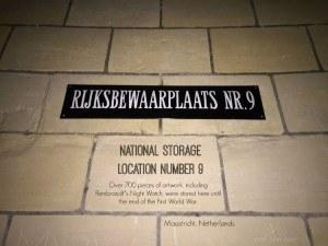 National Storage Location 9
