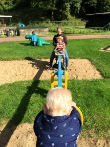 Natuurspeeltuin De Merregelhoof playground