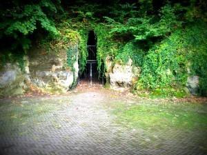 Cave Entrance Valkenburg Park
