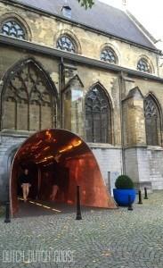 Church Hotel in Maastricht