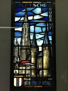 Delft Stained Glass