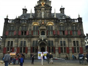 Delft Town Hall Open Monuments Weekend