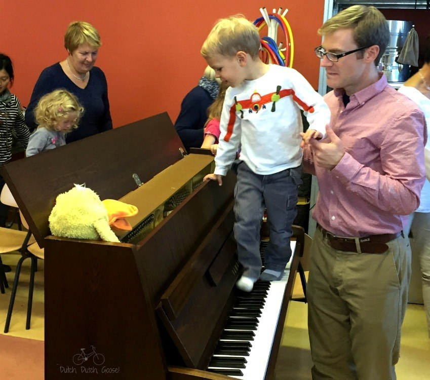 Dutch Music Class