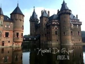 Kasteel De Haar in Utrecht Netherlands