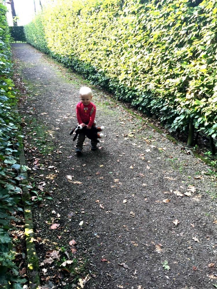 Labyrinth Kasteel De Haar Utrecht