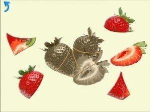 Preschool Puzzle - Fruit