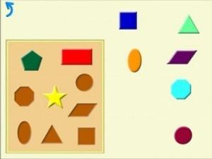 Puzzle App - Shapes Puzzle