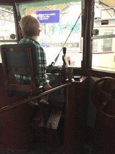 Tram Driver