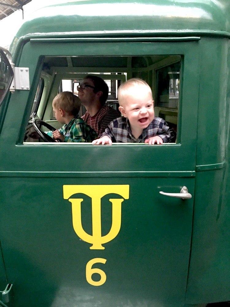Truck Fun in Leiden