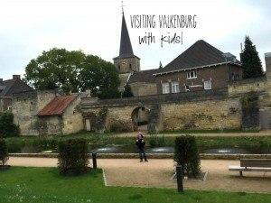 Visiting Valkenburg with Kids