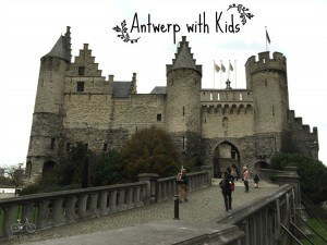 Antwerp with Kids