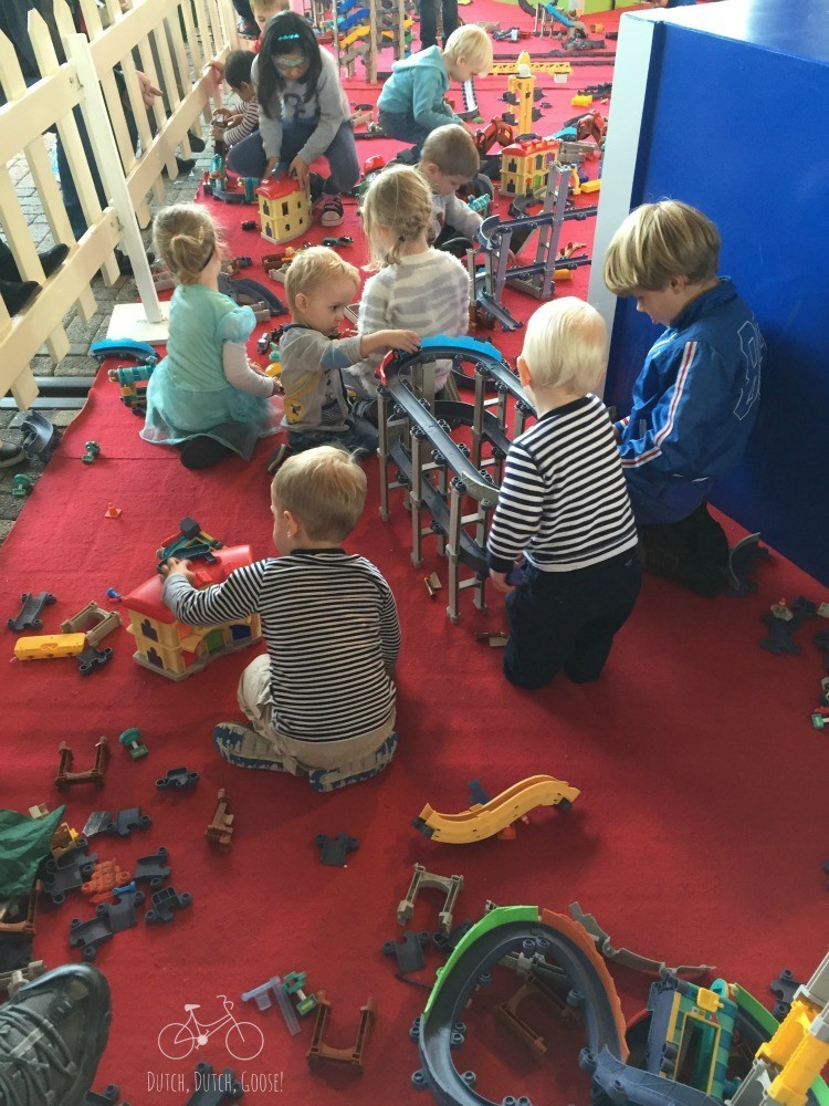 Chuggington Playtime