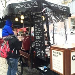 Coffee Bike in Groningen