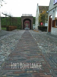 Entrance to Fort Bourtange