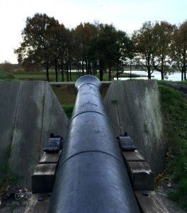 Fort Bourtange in the Morning