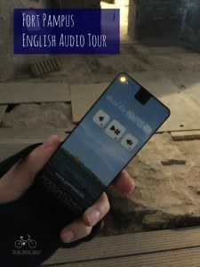 Fort Pampus English Audiotour