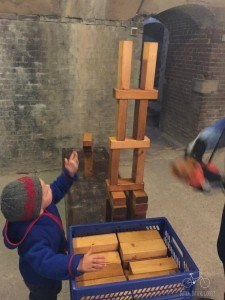 Fort Pampus Kids Activities