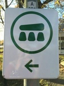 Hunebed Sign Netherlands