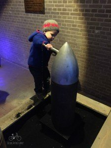 Loading Ordnance Shells at Fort Pampus