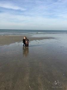 North Sea Fun With Dad
