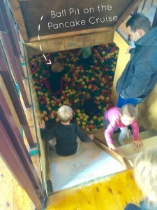 Pancake Cruise Ball Pit