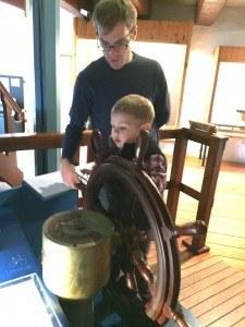 Ship Museum in Groningen