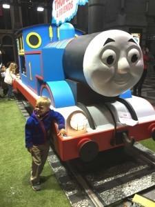 Thomas in Antwerp