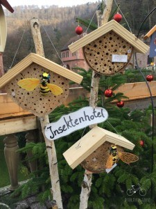 Bug Houses at Nuremberg Market