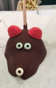 Chocolate Pear Treat