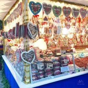 Gingerbread Stall Nuremberg Market