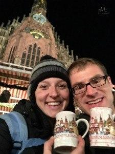 Gluhwein in Nuremberg