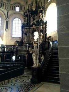 Jesus' Cloak Chapel in Trier