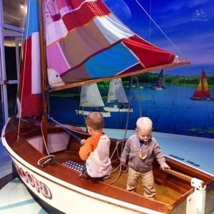 Kids Area Rotterdam Maratime Museum