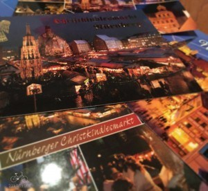 Nuremberg Postcards