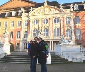 Palace Trier Family Photo