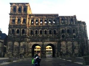 Porta Negra Trier Germany