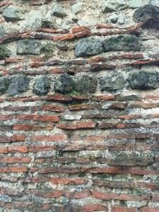 Roman Wall in Trier