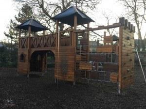 Trier Palace Garden Playground