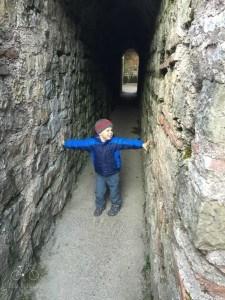 Trier Roman Baths Service Tunnel