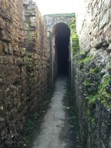 Trier Roman Baths Underground
