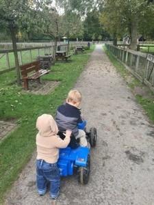 Breda Playground Tractors