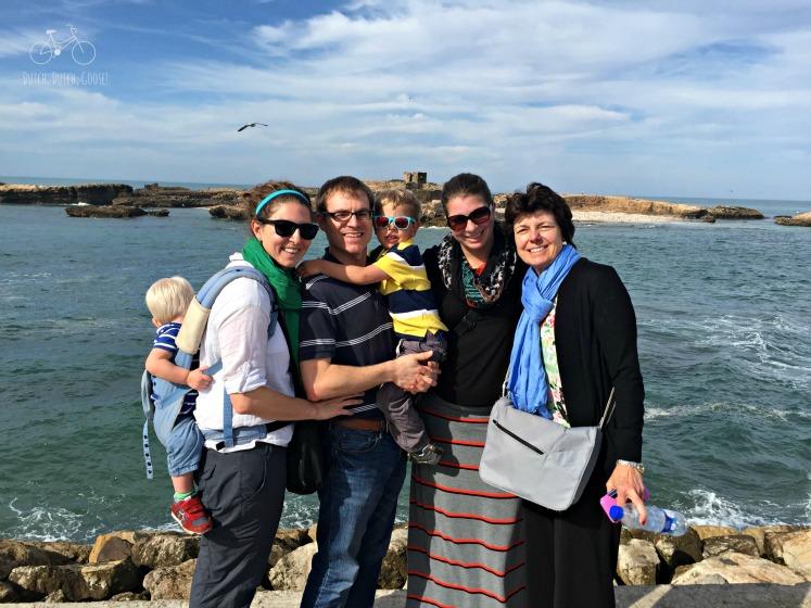 Essaouria Family Picture