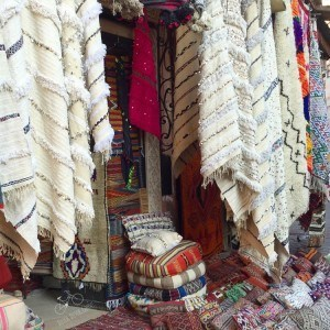 Fabric in the Medina