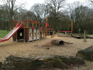 Hilden Germany Playground
